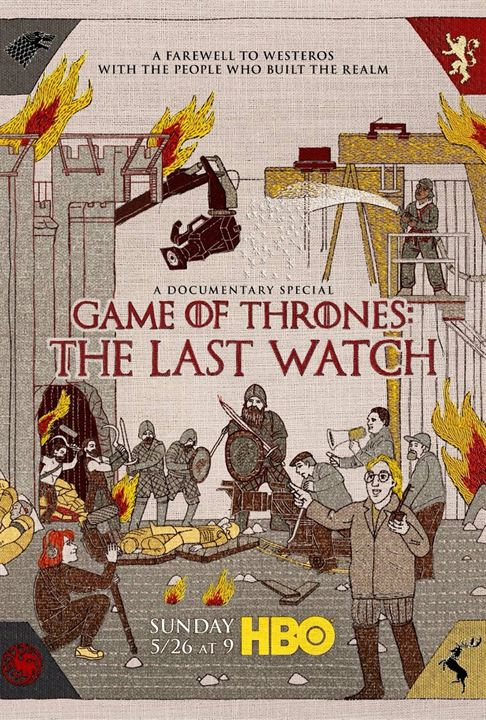 Game of Thrones: The Last Watch : Afis