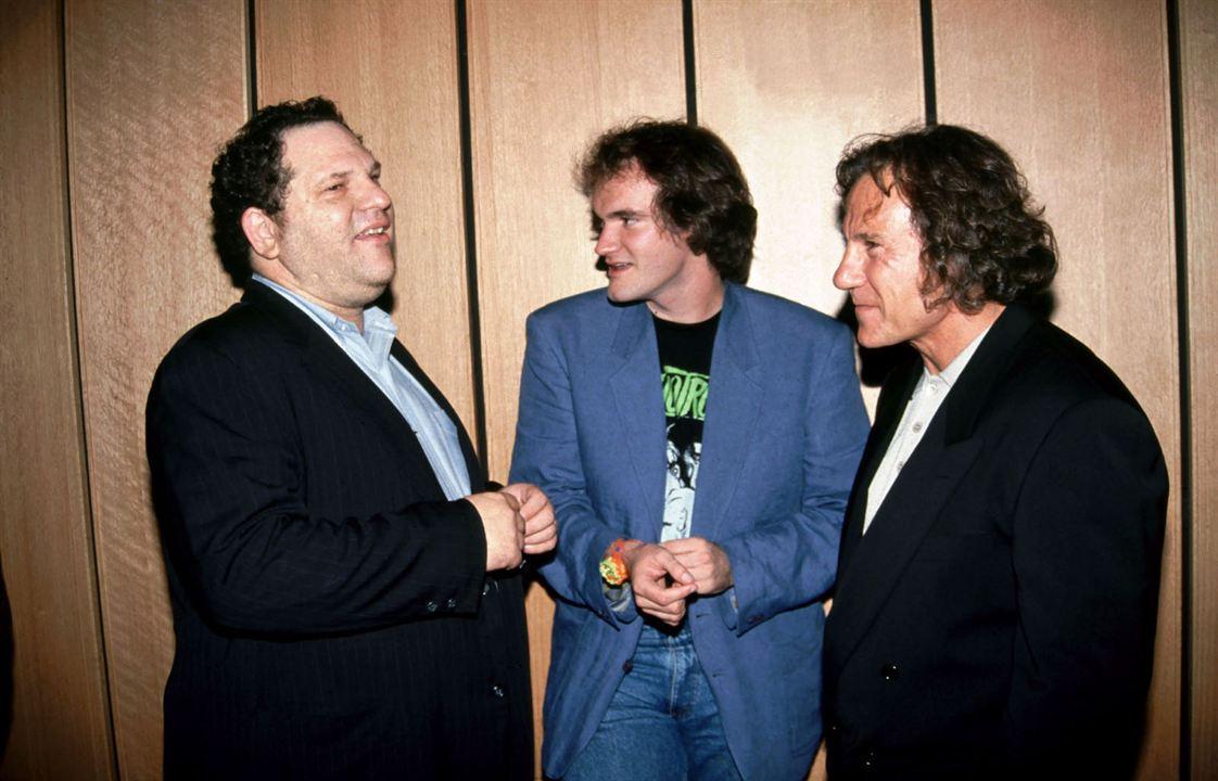 Fotograf Harvey Weinstein, Quentin Tarantino