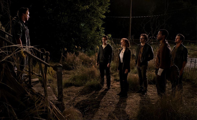O Bölüm 2 : Fotograf Bill Hader, Isaiah Mustafa, James McAvoy, James Ransone, Jay Ryan (III)
