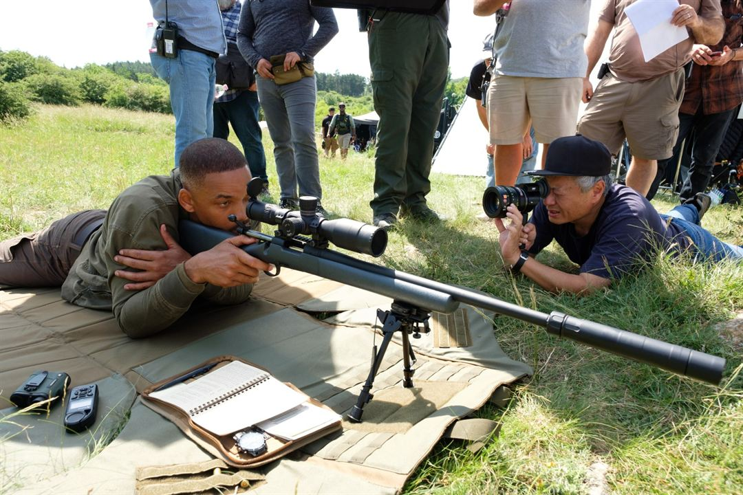 Ikizler Projesi : Fotograf Ang Lee, Will Smith