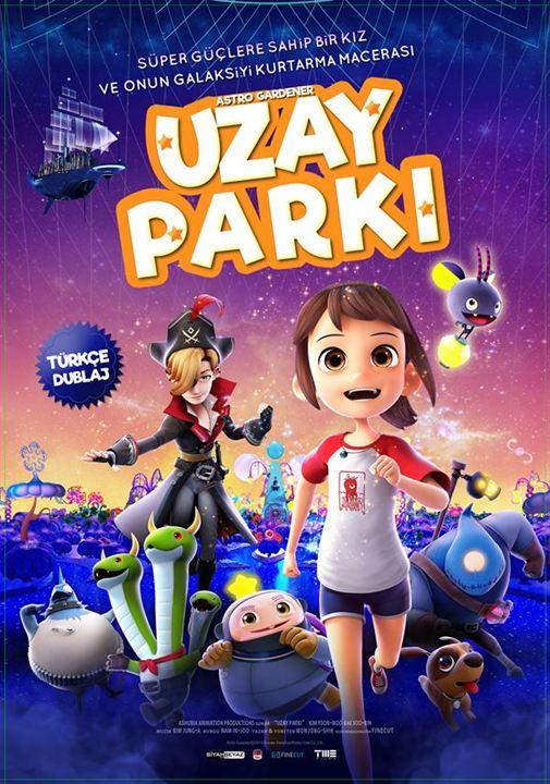 Uzay Parki : Afis