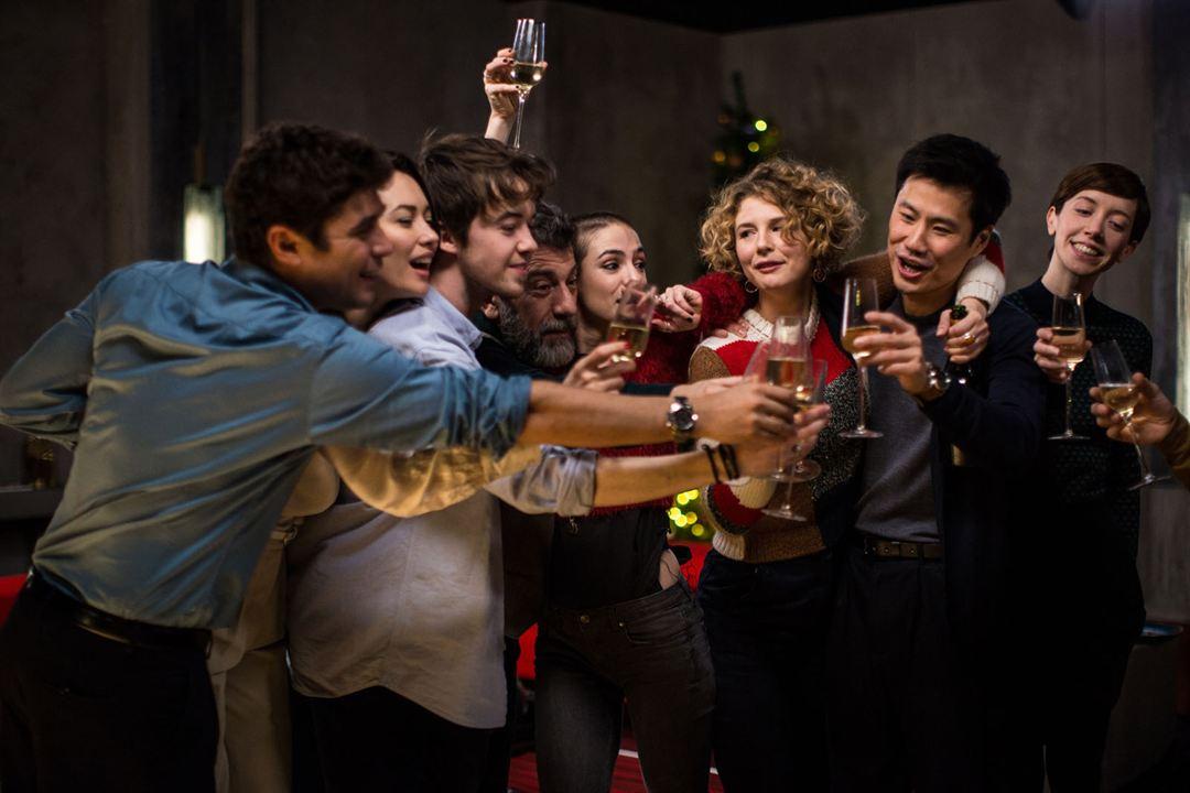 Sirlar Kitabi : Fotograf Alex Lawther, Anna Maria Sturm, Eduardo Noriega, Manolis Mavromatakis, Maria Leite