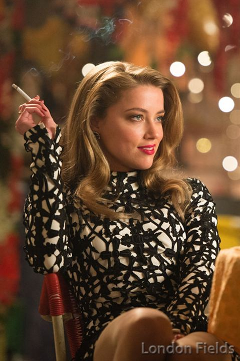 London Fields: Amber Heard