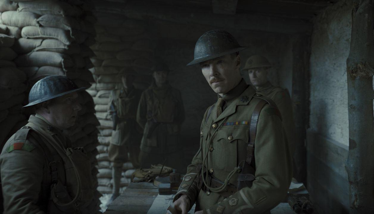 1917 : Fotograf Benedict Cumberbatch