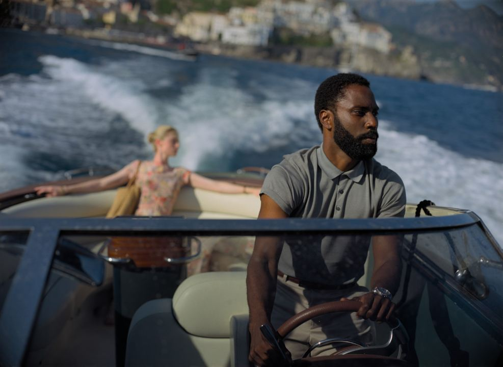 Tenet : Fotograf John David Washington