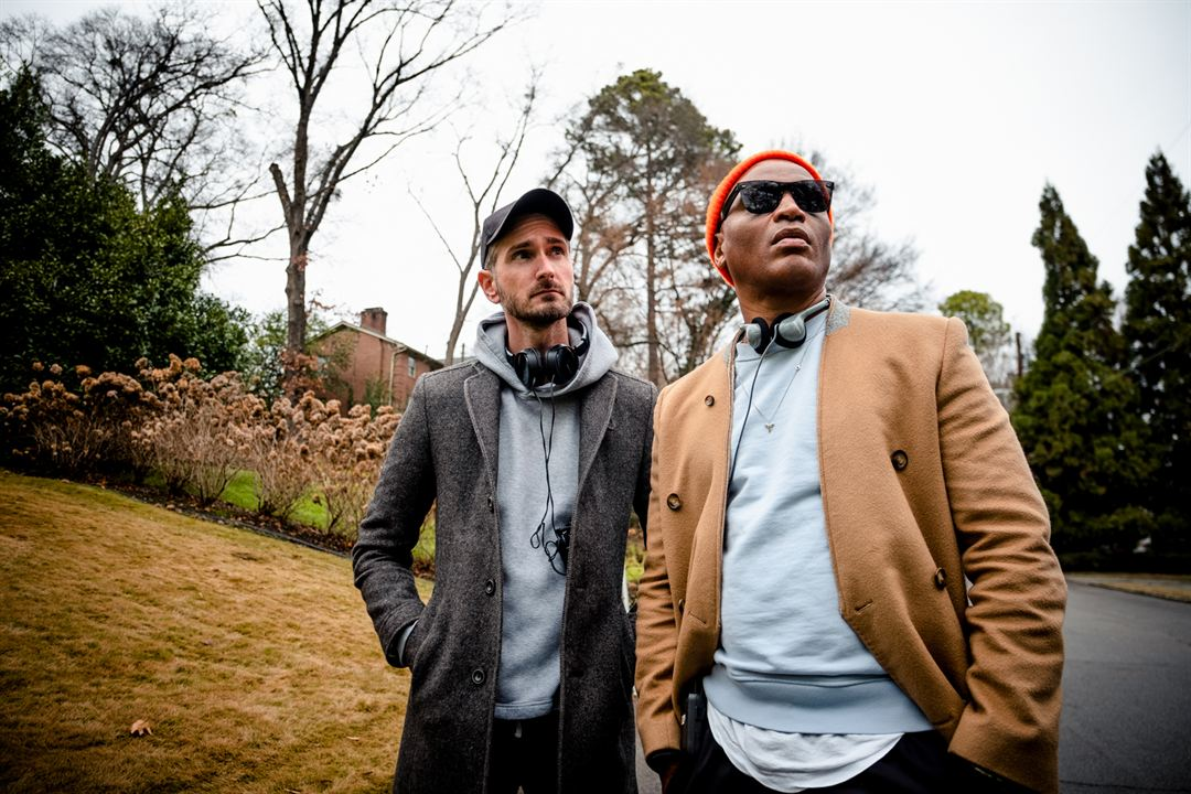 Antebellum : Fotograf Christopher Renz, Gerard Bush