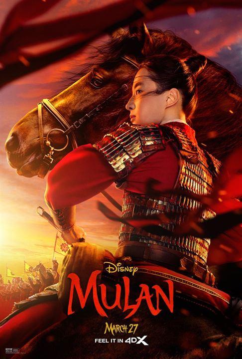 Mulan : Afis