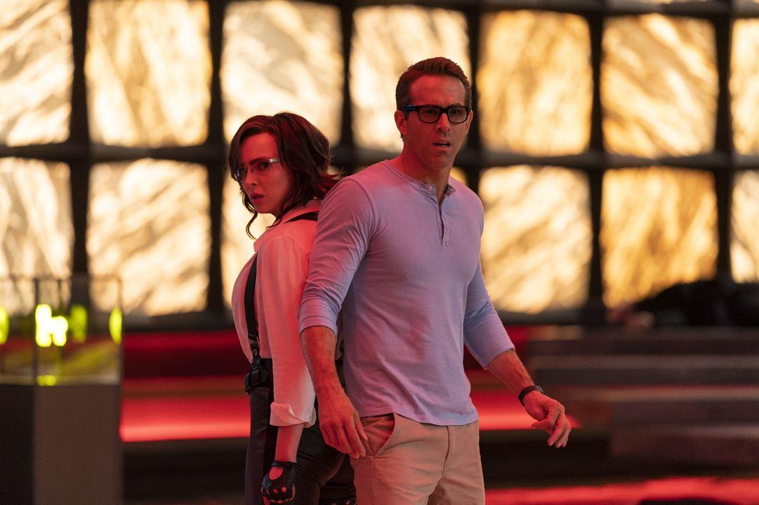 Gerçek Kahraman: Jodie Comer, Ryan Reynolds