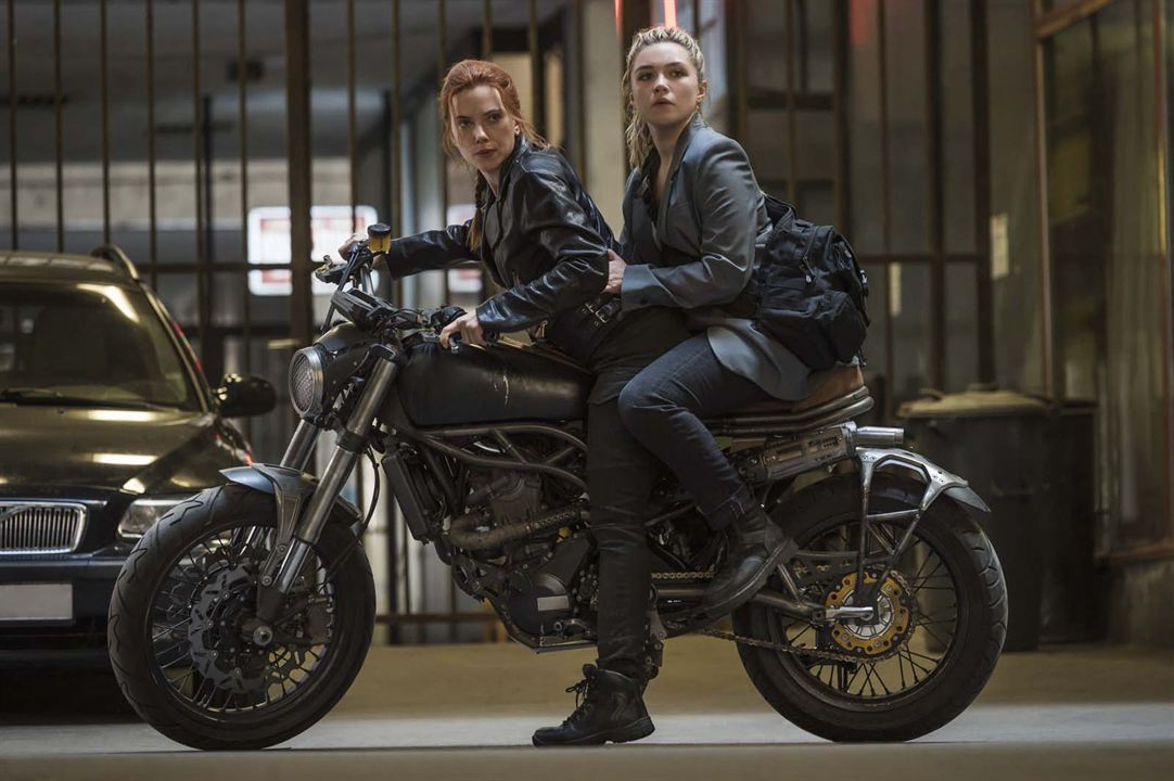 Black Widow: Scarlett Johansson, Florence Pugh