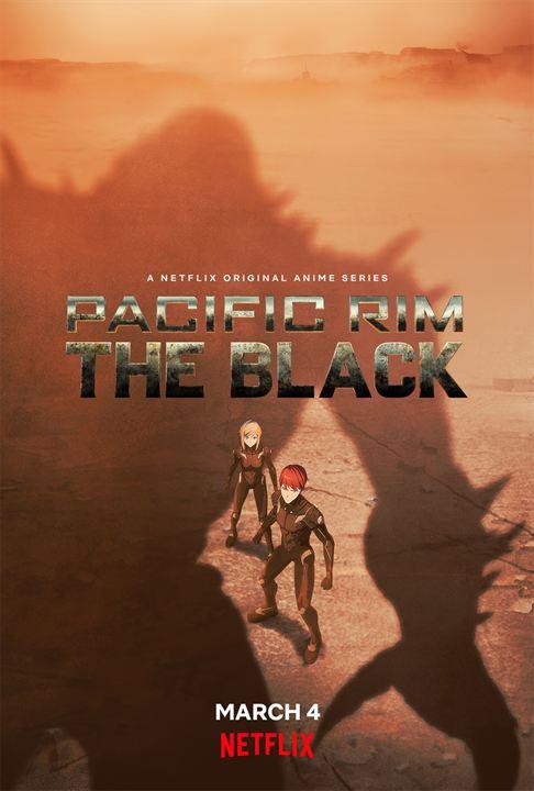 Pacific Rim: The Black : Afis