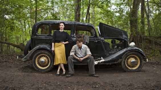 Bonnie & Clyde : Fotograf Emile Hirsch, Holliday Grainger