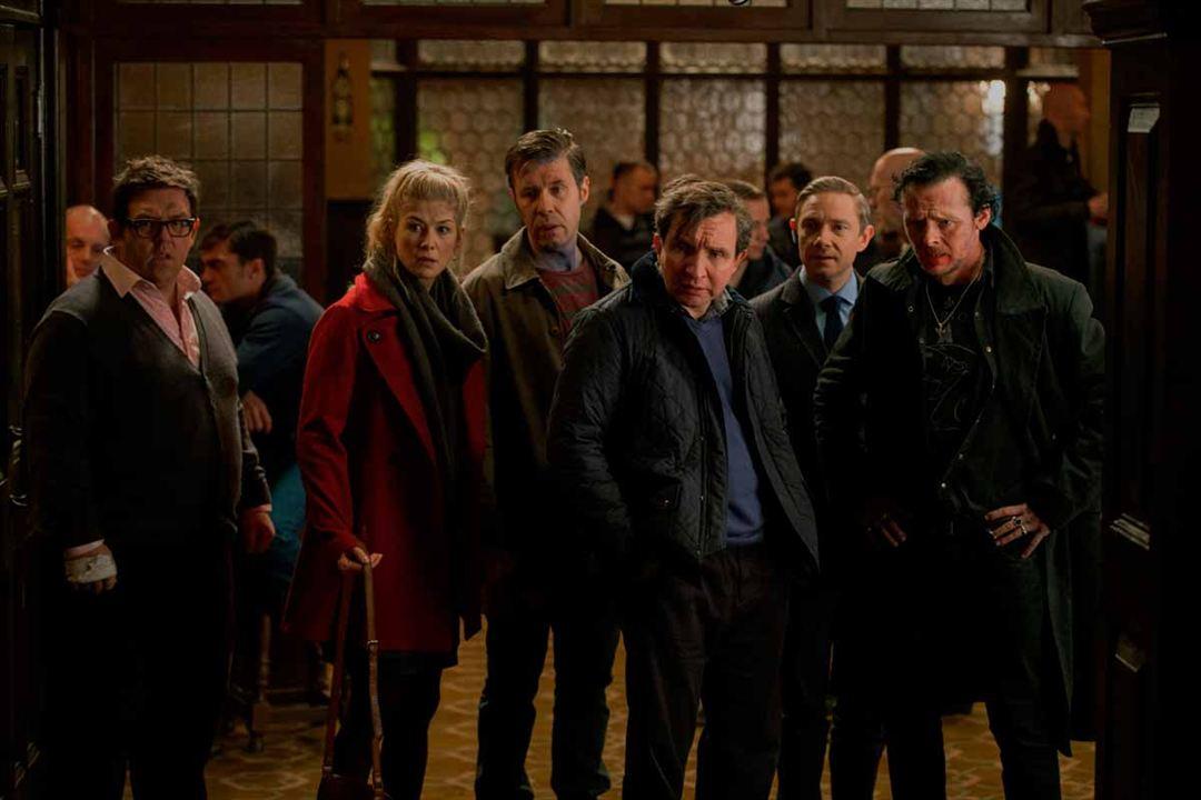 The World's End : Fotograf Eddie Marsan, Martin Freeman, Nick Frost, Paddy Considine, Rosamund Pike