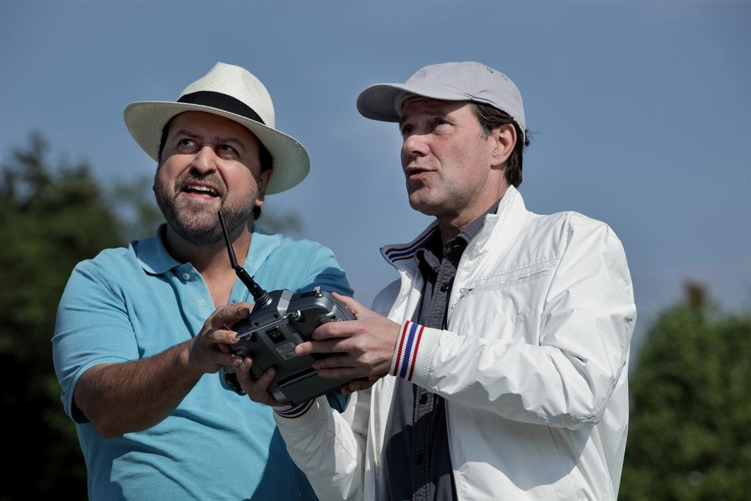 Fotograf Stanley Townsend, Stefan Kurt