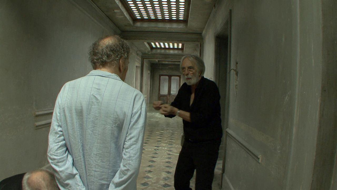 Fotograf Jean-Louis Trintignant, Michael Haneke