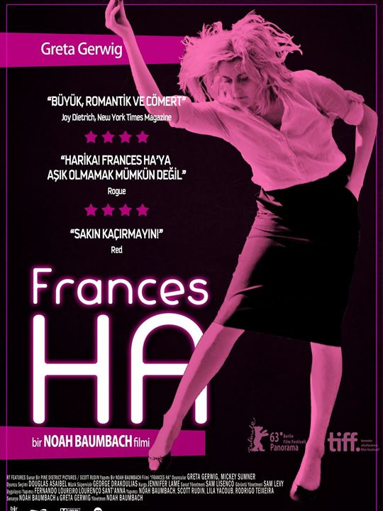 Frances Ha : Afis