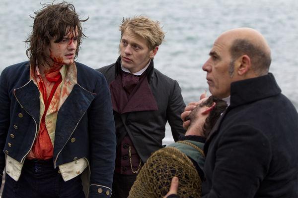 Bir Vampir Hikayesi: Sam Riley, Thure Lindhardt