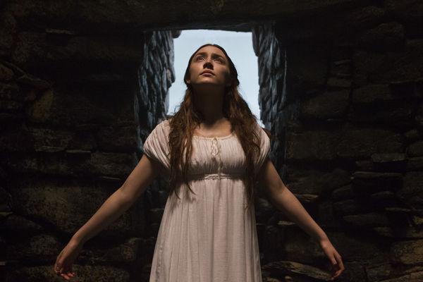 Bir Vampir Hikayesi : Fotograf Saoirse Ronan