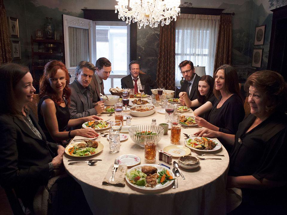 Aile Sirlari : Fotograf Abigail Breslin, Benedict Cumberbatch, Chris Cooper, Dermot Mulroney, Ewan McGregor