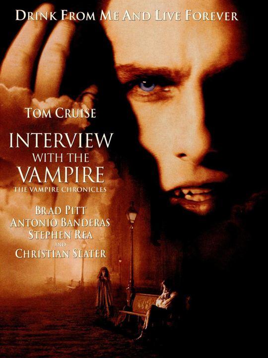 Vampirle Görüsme : Afis