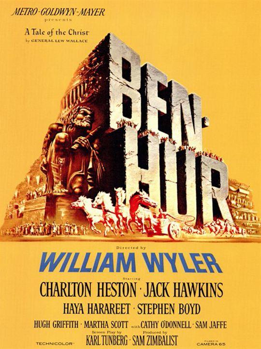 Ben Hur : Afis