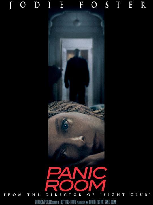 Panik Odasi : Afis