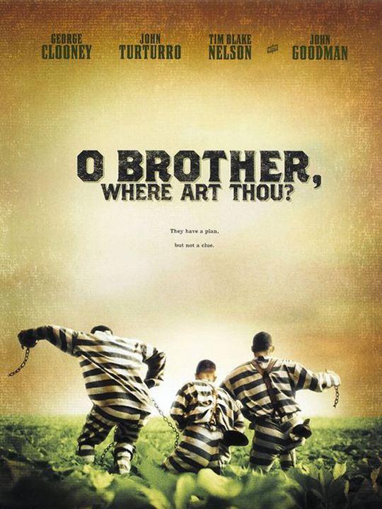 Nerdesin Be Birader? : Afis