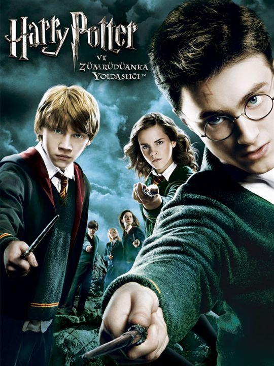 Harry Potter ve Zümrüdüanka Yoldasligi : Afis
