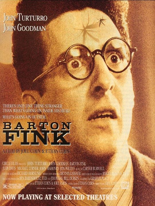 Barton Fink : Afis