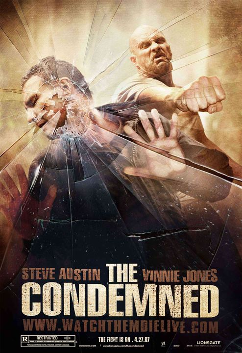 The Condemned : Afis