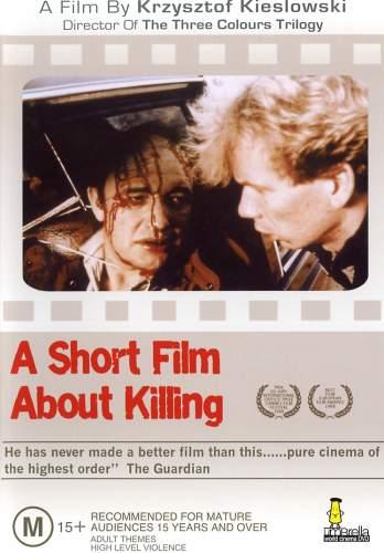Öldürme Üzerine Kisa Bir Film : Afis