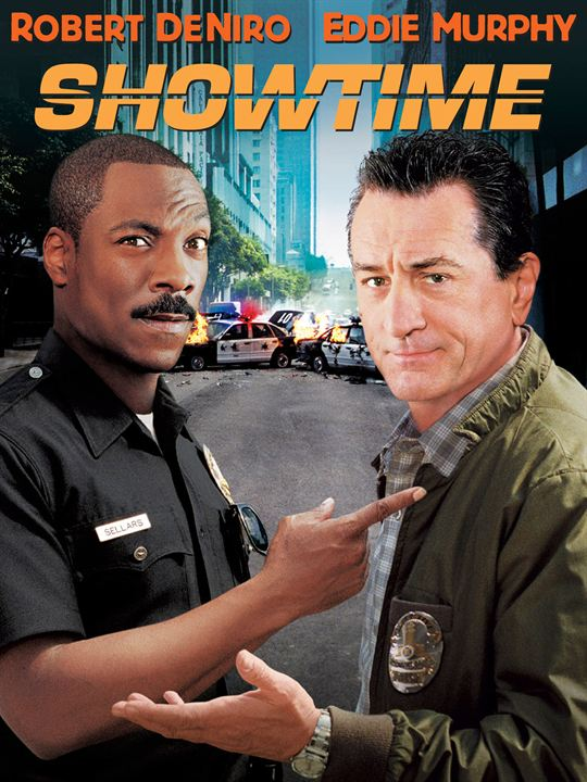 Showtime : Afis