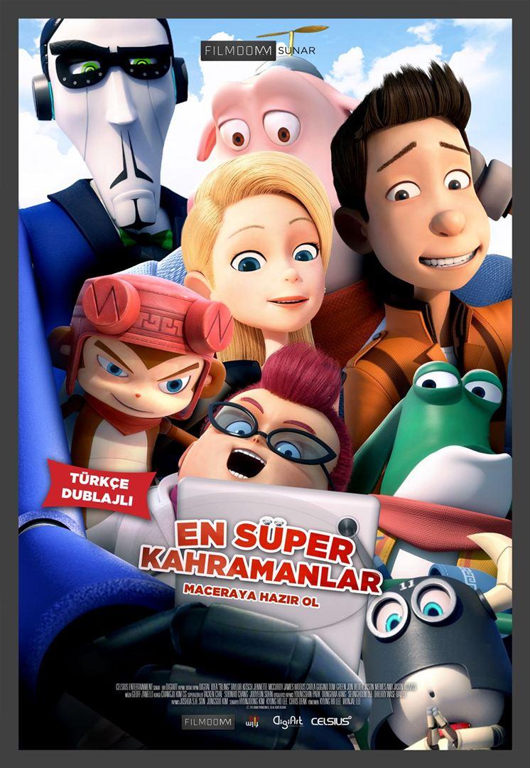 En Süper Kahramanlar - Bling (2016) DUAL TR ENG m720p Bluray Torrent