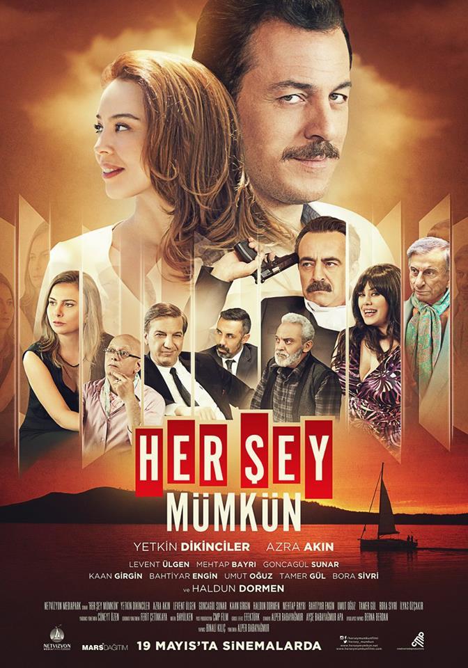 Her Şey Mümkün (2017) Yerli Film 720p HDTV Torrent indir