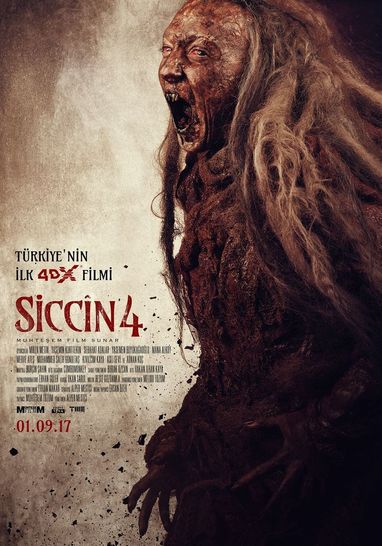 Siccin 4 (2017) Yerli Film 1080p WEB DL Torrent İndir