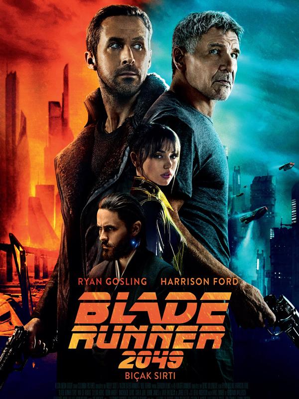 Blade Runner 2049: Bıçak Sırtı (2017) Türkçe Dublaj 720p Torrent indir