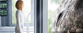 Bryce Dallas Howard, T-Rex İle Karşı Karşıya!