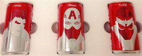 Marvel ve Coca Cola İşbirliği!