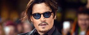 Johnny Depp Görünmez Adam Olacak!