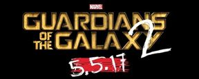 Guardians of the Galaxy Vol. 2'den Logo Geldi!