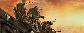 Ninja Kaplumbağalar'dan Yeni Fragman Geldi!