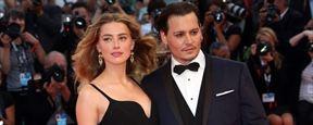 Johnny Depp ve Amber Heard'ün Evlilikleri Bitiyor!