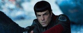 Star Trek Sonsuzluk'tan Yeni Fotoğraflar Geldi!