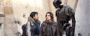 Rogue One: Bir Star Wars Hikayesi'nden Yeni Empire Kareleri!