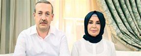 Beyazperdenin Erdoğan Çiftine İlk Bakış!