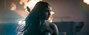 Justice League'den Yeni Wonder Woman Fotoğrafı Geldi!