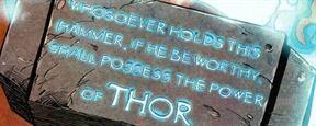 Thor'un Çekicini Kullanabilen Çizgi Roman Karakterlerine Yakından Bakın!