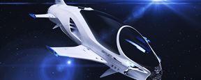 """Lexus, Valerian Filmi İçin """"SKYJET"""" Uzay Aracını Tasarladı!"""