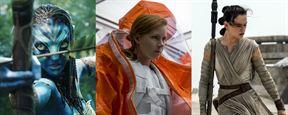 Bilim Kurgu Filmlerinin Sert Kadınları!