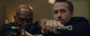 Hitman's Bodyguard Filminden Fragman Geldi!