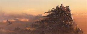 Mortal Engines Filminden Konsept Fotoğraf Yayınlandı!